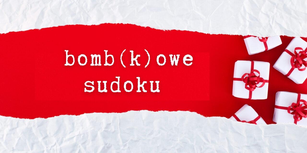 Bomb(k)owe sudoku