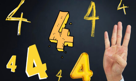 """Wyzwanie """"Cztery czwórki"""""""