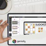 Jak przygotować SUDOKU w genially