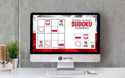 SUDOKU – Symbole narodowe
